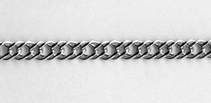 DOUBLE LINK CHAIN